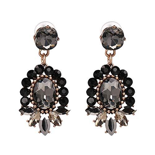 Schmuck Ohrringe,Jewelry 2019 Big Drop Earrings For Woman Zinc Alloy Crystal Rhinestone Earrings Long Pendants Earring For Chrismas Gifts
