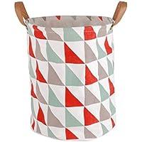 GYMNLJY Grandi vestiti sporchi deposito cesto portabiancheria secchio lavanderia Benna multiuso pieghevole Box