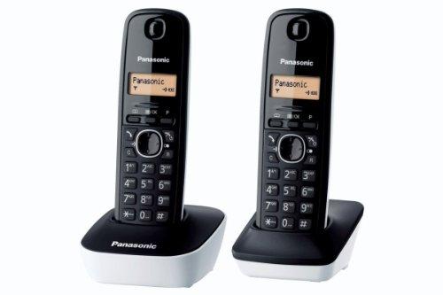 Panasonic KX-TG1612FRW Schnurlostelefon (DECT)