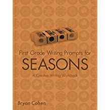 First Grade Writing Prompts for Holidays: A Creative Writing Workbook (The Writing Prompts Workbook 12) (English Edition)