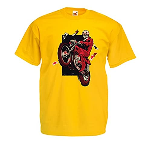 T shirts for men Motorcyclist - Motorcycle clothing, vintage designs