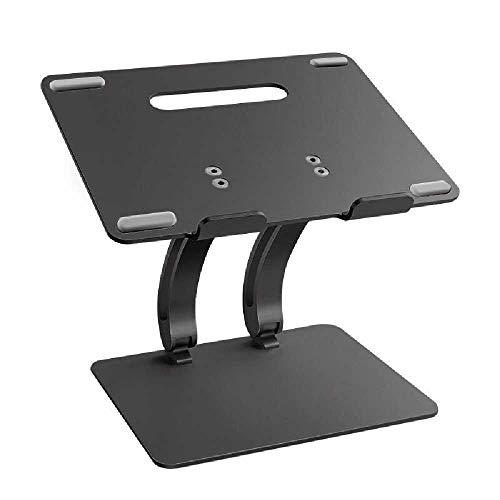 Dow Das ist für ein Notebook für die Aufhebung der Notebook - Basis, MIT Aufhebung der Laptop nackenschützer Schwarz - Aufhebung