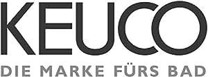 Keuco 40064000100 Edition Palais Opak-Kunststoff-Einsatz, chrom
