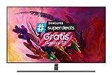 Samsung GQ75Q7FN 189 cm (75 Zoll) 4K QLED Fernseher (Q HDR 1500, Twin Tuner, Ultra Black, Smart TV)