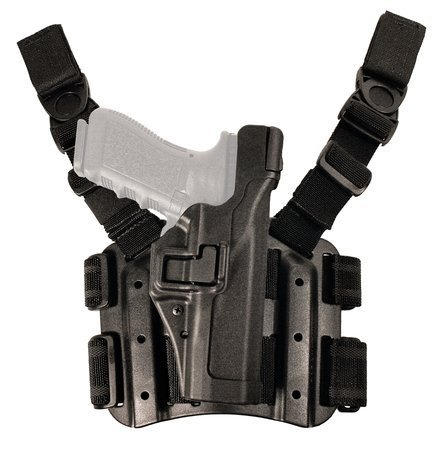 Blackhawk-430645BK-R-MP45-Serpa-Tac-Level-3-Holster-with-Thumb-Safety-by-BLACKHAWK