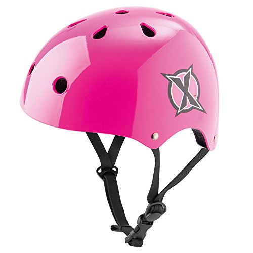 xootz ty575145–53cm Skate/Scooter/BMX Kinder Helm
