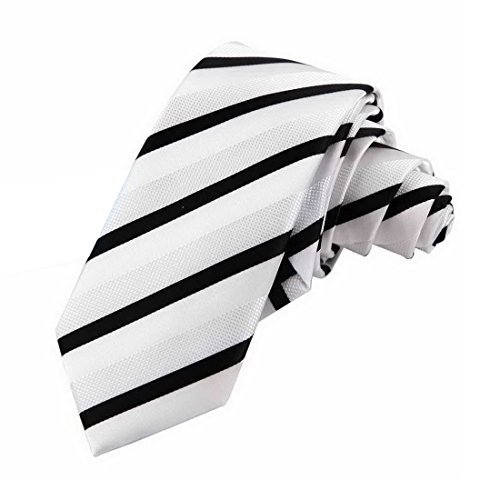 Epoint -  Cravatta  - Uomo Bianco EAE1016