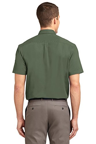 Port Authority -  Polo  - Uomo Clover Green