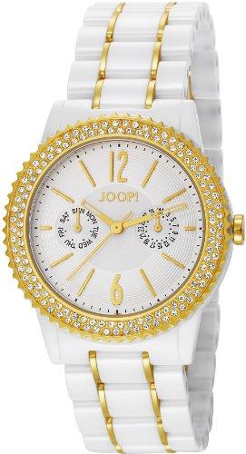 Joop! Damen-Armbanduhr Analog Quarz Keramik JP101082F03U