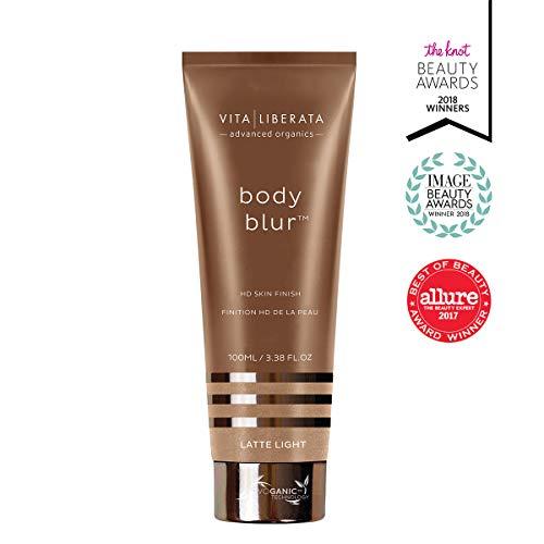 Vita Liberata Körper-Make-Up-Body Blur Instant HD Skin Finish, für Bräunung und Haut-Perfektionierung, 100ml -