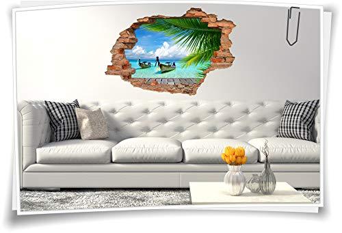 Wandbild 90 cm