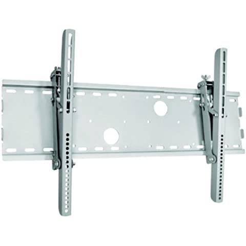 Monte-it! Nuevo de inclinación ajustable Universal inclinable de pared para TV LCD L