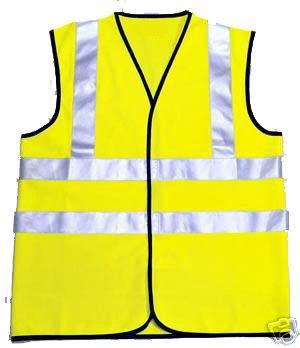Childs Hi Vis Waistcoat vest