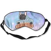 Cartoon Interesting Dog Pizza 99% Eyeshade Blinders Sleeping Eye Patch Eye Mask Blindfold For Travel Insomnia... preisvergleich bei billige-tabletten.eu