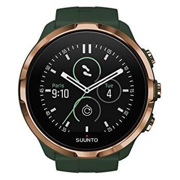 Suunto SS023309000 Spartan Sport Wrist HR - Reloj GPS Multideporte, sumergible hasta 100m, pulsómetro de muñeca , pantalla táctil de color, Edición ...