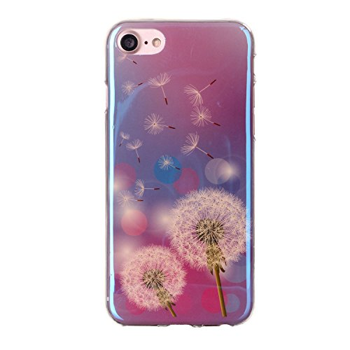 """MOONCASE [Anti-dérapante] TPU Silicone Housse Coque Etui Gel Case Cover Pour iPhone 7 4.7"""" YH09 YH - 01"""