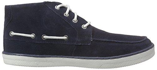 Nebulus Herren Glider Bootsschuhe Blau (Navy)
