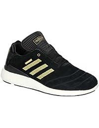 adidas Skateboarding Busenitz Pure Boost 10 Years Anniversary, core black/gold metallic/ftwr white