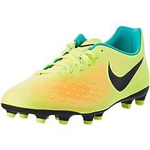 Amazon.es  botas de futbol nike magista - Amarillo 58613ec6553fc
