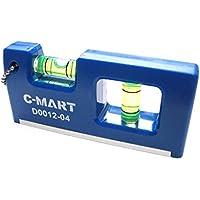 Mini Niveau magnétique de poche, 10 cm x 4.5 cm