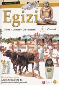 Egizi. Ediz. illustrata di Giorgio Bergamino