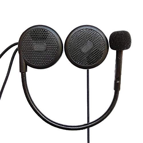 FreedConn Motorrad Helm Headset Bluetooth Gegensprechanlage Headset Wireless Helmet Kopfh�