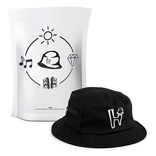 Huebi Bucket Hat/Fischerhut - Modern und stylisch durch den Sommer