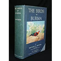 Lanna antiche The Birds of Burma di Bertram E. Smythies, 2a edizione 1953