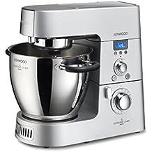 Kenwood Cooking Chef KM094 - Robot de cocina por inducción, color plata