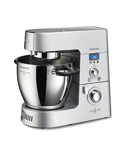 Kenwood Cooking Chef KM094 Küchenmaschine, 1.500 W, Induktion 20-140°C, 6,7 l Füllmenge