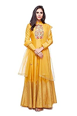 Generic Women's Anarkali Suit