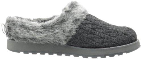 Skechers  KeepsakesPostage, chaussons d'intérieur femme Gris - Grau (CCL)