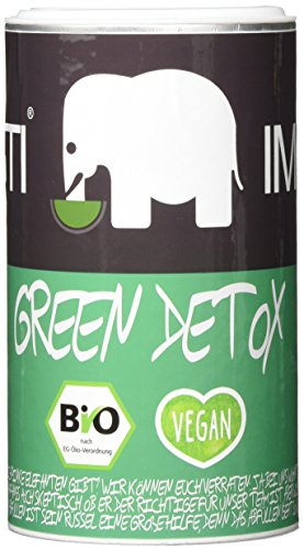 Imogti Green Detox - Berlin Lemontree Stories, 50 g