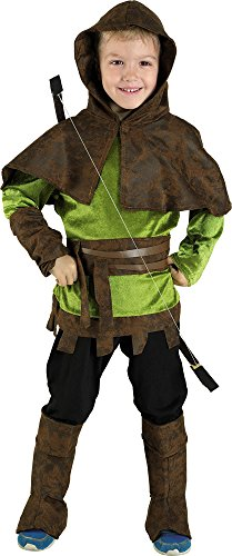 Aptafêtes-cs37404/6-Robin Hood-Talla 6años