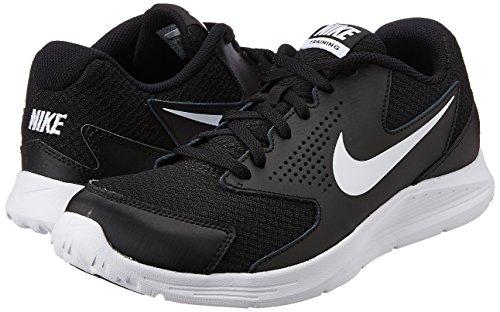 NIKE CP Trainer 2Homme Chaussures Schwarz (Black/White 002)