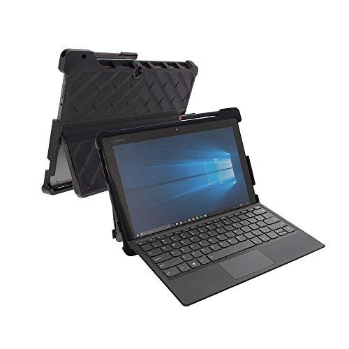Gumdrop Cases dt-lm520-blk BLK droptech Schutz Schutzhülle für Lenovo MIIx 520 schwarz Schwarz