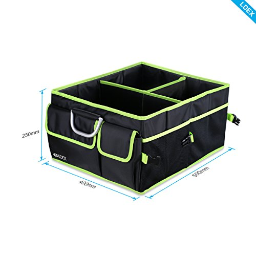 Boot Bag Box (Ldex Kofferraum Organizer trunk organizer faltbare für LKW KFZ ,Folding Box Car Boot Folding Box)