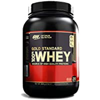 Optimum Nutrition ON Gold Standard 100% Whey Proteína en Polvo Suplementos Deportivos con Glutamina y Aminoacidos Micronizados Incluyendo BCAA, Extremo Chocolate con Leche, 28 Porciones, 900 gr