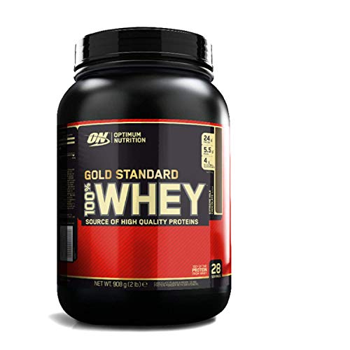Optimum Nutrition ON Gold Standard 100% Whey Proteína en Polv