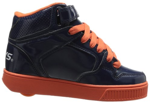 Heelys Fly Schuh 2014navy/orange Bleu