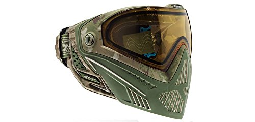 Dye i5 Paintball Maske, Mehrfarbig (Dyecam), One Size