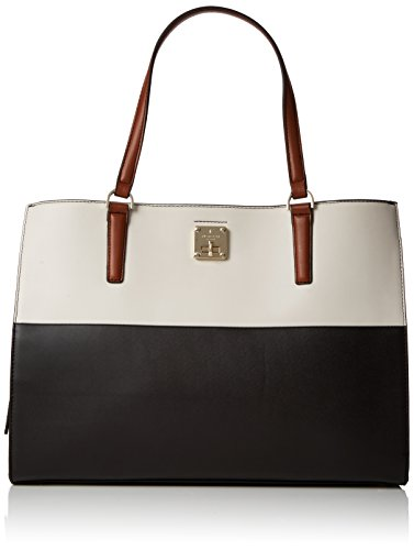 Fiorelli Women's Archer Tote, Multicolour (Raven Black Mix)