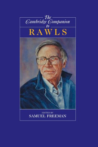 The Cambridge Companion to Rawls Paperback (Cambridge Companions to Philosophy) por Freeman