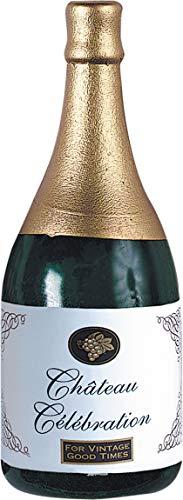 amscan Ballongewicht Sektflasche 226 g