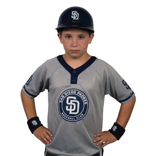 (Franklin Sports MLB Youth Team Uniform Set, Kinder, San Diego Padres)