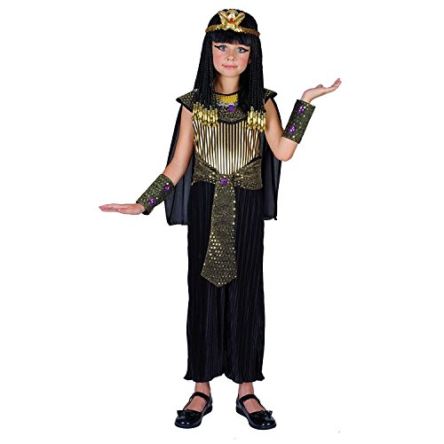QUEEN CLEOPATRA EGYPTIAN PRINCESS GIRLS COSTUME FANCY DRESS UP PARTY (Queen Cleopatra Fancy Dress Kostüm)
