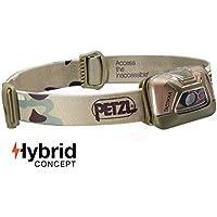 Petzl TACTIKKA® Compact Hybrid 200L Headlamp - Camo