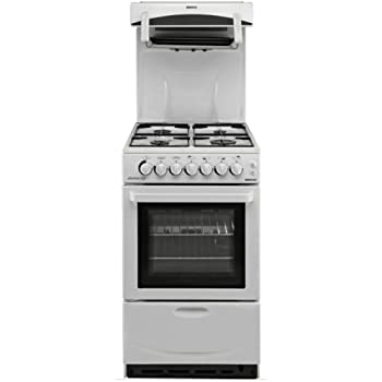 Beko Ba52new 62l Gas Cooker With Single Oven And Grill