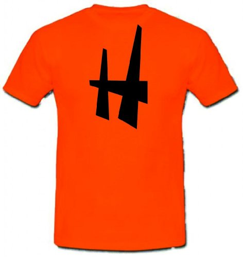 MAKZ - T-shirt de sport - Femme Orange