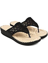 Bare Soles Trendy Doctors Sole Slippers - 908